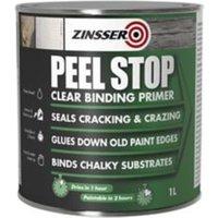Zinsser Peel stop Clear Binding primer 1