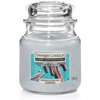 Yankee Candle Candy Cane Forest Candle Medium.