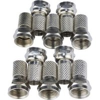 Tristar F connector Pack of 10.