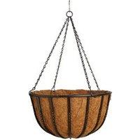 Gardman Forge Coco liner Hanging basket 40.64cm