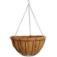 Gardman Classic Wire Hanging basket 35.56cm