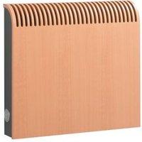 Jaga Knockonwood Horizontal Designer Radiator Beech effect (W)600mm (H)550mm