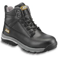 JCB Workmax Black Safety boots  Size 7