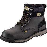JCB 5CX Black Safety boots  Size 7