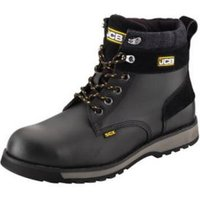 JCB 5CX Black Safety boots  Size 11
