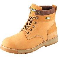 JCB 5CX Honey Safety boots  Size 12