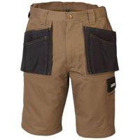 JCB Keele Brown Shorts W36 L23