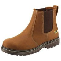 JCB Light Tan Agmaster Pro Dealer Boots  Size 13