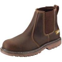 JCB Tan Agmaster Pro Dealer Dealer boots  Size 13