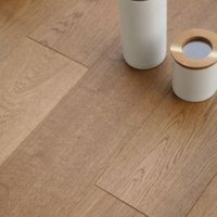 Colours Rondo Natural Oak effect Wood Top layer flooring 1.14 m² Pack