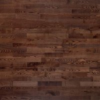 Colours Sotto Coffee Ash effect Real wood top layer flooring Sample
