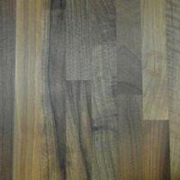 40mm Square edge Solid walnut Breakfast bar (L)3m (D)665mm