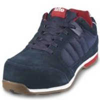 Site Strata Navy Safety trainers  Size 8