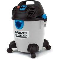 Mac Allister Corded 16L Bagged Wet & Dry Vacuum MWVPL16L