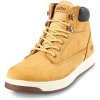 Site Honey Safety boots  Size 7