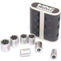 Mac Allister Grip Drive Socket  7 Pieces