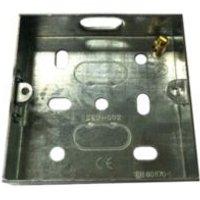 B&Q 16mm Metal Single Box Of 1