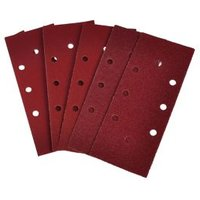 PTX 80 grit Sanding sheet (L)230mm (W)93mm Pack of 5