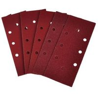 PTX 180 grit Sanding sheet (L)230mm (W)93mm Pack of 5