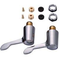 Brass Full Turn Tap Gland  Set of 2