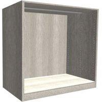 Form Darwin Grey Oak effect Chest cabinet (H)1026mm (W)1000mm (D)566mm