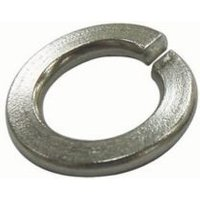 Easyfix M5 A2 stainless steel Split ring Washer Pack of 100