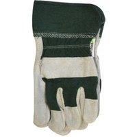 Verve Euro 7 Leather & Polyester Rigger Gloves