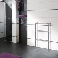 Traditional Towel Warmer (H)914mm (W)535mm