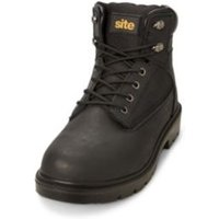 Site Marble Black Safety boots  Size 11