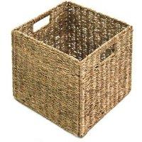 Natural Sea grass Foldable Storage Basket