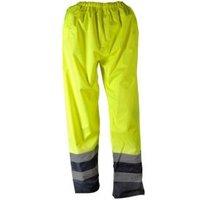 Tradesman Yellow Waterproof Trousers W26.8 L30
