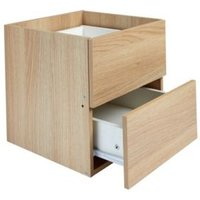 Form Mixxit Natural 2 Drawers (W)330mm