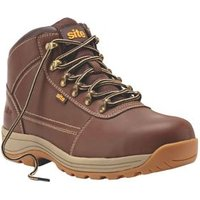 Site Amethyst Men's Brown Safety boots  Size 8