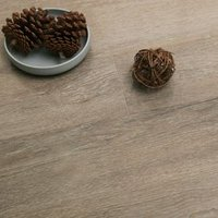 Colours Dolce Grey Oak effect Laminate flooring  1.19m² Pack