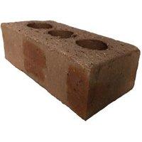 Raeburn Smooth Brown Common Facing brick (L)215mm (W)102.5mm (H)65mm