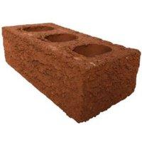 Wienerberger Mixed Peak Facing brick (L)215mm (W)102.5mm (H)65mm Pack of 400
