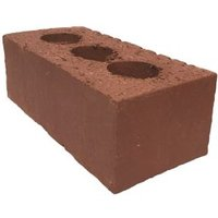 Raeburn Smooth Red Engineering brick (L)215mm (W)102.5mm (H)65mm