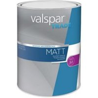 Valspar Trade Base A Matt Paint base 5L