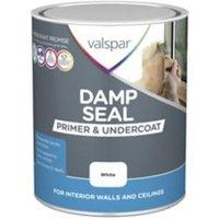 Valspar Damp seal White Primer & undercoat 0.75L