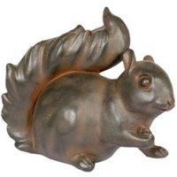 La Hacienda Squirrel Garden Ornament