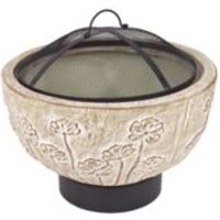 La Hacienda EVA Clay Fire Bowl