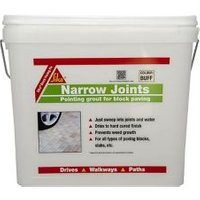 Sika Ready mixed Paving joint repair grout 15kg Tub