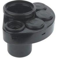 FloPlast Ring Seal Soil Manifold (Dia)110mm  Black
