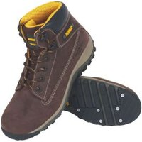 DeWalt Hammer Men's Brown Safety boots  Size 11