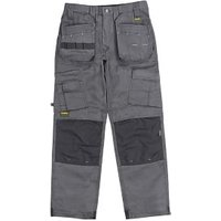 DeWalt Pro tradesman Grey Trousers W34 L31