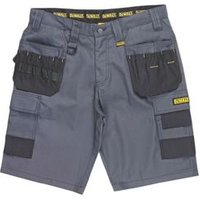 DeWalt Heritage Black & grey Shorts W34