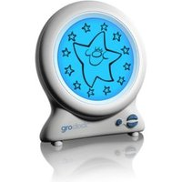 Gro-Clock Sleep Trainer Children's White Alarm Clock