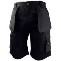 Stanley Warren Black Work shorts W40
