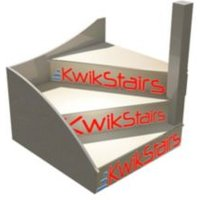 kWikstairs Right-Hand Winder Staircase Pack (W)900mm