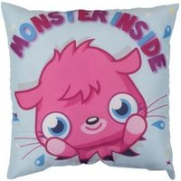 Moshi Monsters Mindy Candy Blue & Pink Cushion
